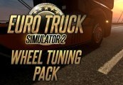 Euro Truck Simulator 2 - Wheel Tuning Pack DLC Steam CD Key