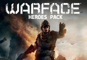 Warface - Heroes Pack with 1000 credits