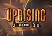 Uprising: Join or Die Steam CD Key