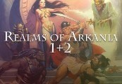 Realms of Arkania 1+2 GOG CD Key