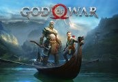 God of War Digital Standard Edition US PS4 CD Key