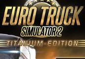 Euro Truck Simulator 2 Titanium Edition Steam CD Key