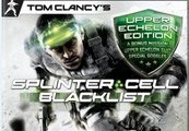 Tom Clancy's: Splinter Cell Blacklist Upper Echelon D1 Edition Xbox 360 Box