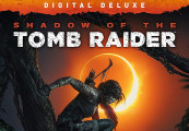 Shadow of the Tomb Raider Digital Deluxe Edition US PS4 CD Key