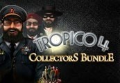 Tropico 4 Collector's Bundle Steam CD Key