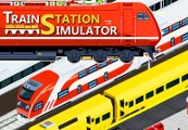 Train Station Simulator Steam CD Key