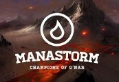 Manastorm: Champions of G'nar Steam CD Key