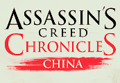 Assassin's Creed Chronicles: China RU Uplay CD Key