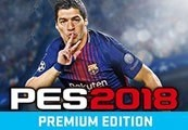 Pro Evolution Soccer 2018 Premium Edition Steam CD Key