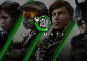 Xbox Game Pass Ultimate - 1 Month XBOX One / Windows 10 CD Key