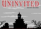 Uninvited: MacVenture Series Steam CD Key