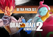DRAGON BALL XENOVERSE 2 - Ultra Pack Set DLC Steam Altergift