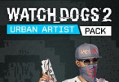 Watch Dogs 2 - Urban Artist Pack DLC EU XBOX One CD Key