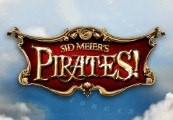 Sid Meier's Pirates! Steam Gift