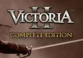 Victoria II Complete Edition Steam CD Key