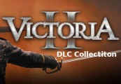 Victoria II DLC Collection Steam CD Key