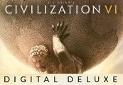 Sid Meier's Civilization VI Digital Deluxe Edition Steam CD Key