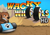 Wacky Wheels HD Steam CD Key