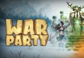 WAR PARTY Steam CD Key