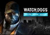 Watch Dogs Deluxe Edition EU Uplay CD Key