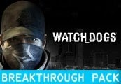 Watch Dogs - Breakthrough Pack DLC Uplay CD Key