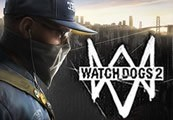 Watch Dogs 2 EN Language Only Uplay CD Key