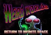 Weird Worlds: Return to Infinite Space Steam CD Key
