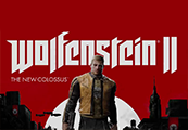 Wolfenstein II: The New Colossus RoW Steam CD Key
