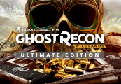 Tom Clancy's Ghost Recon Wildlands Ultimate Edition EU Uplay CD Key