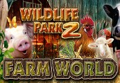 Wildlife Park 2 Farm World Steam Gift