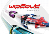 WipEout Omega Collection EU PS4 CD Key