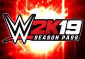 WWE 2K19 - Season Pass EMEA Steam CD Key