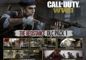 Call of Duty: WWII - The Resistance: DLC Pack 1 EU PS4 CD Key