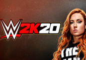 WWE 2K20 PRE-ORDER EU Steam CD Key