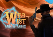 Wild West and Wizards Steam CD Key