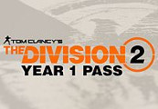 Tom Clancy's The Division 2 - Year 1 Pass DLC EU Clé PS4