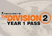 Tom Clancy's The Division 2 - Year 1 Pass DLC EU PS4 CD Key