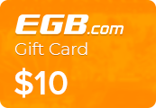 EGB.com Egamingbets $10 Gift Card