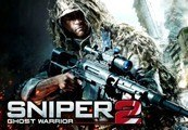 Sniper Ghost Warrior 2 - Clé Steam