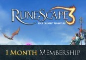 Runescape 30-Day Prepaid Time Game Card