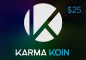 Nexon $25 Karma Koin US/CA/AU/NZ/MX