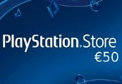Playstation Network Card €50 FIN