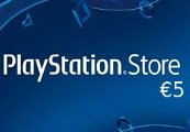 PlayStation Network Card €5 AT