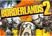Borderlands 2 + 4 DLC Clé Steam