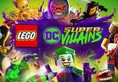 LEGO DC Super-Villains Deluxe Edition Steam CD Key