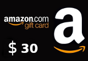 Amazon $30 Gift Card US