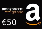 Amazon €50 Gift Card DE