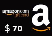 Amazon $70 Gift Card US