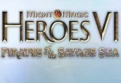Might & Magic: Heroes VI - Pirates of the Savage Sea DLC Uplay CD Key