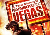 Tom Clancy's Rainbow Six: Vegas Xbox 360 CD Key